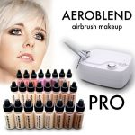 aeroblend airbrush makeup kit starter