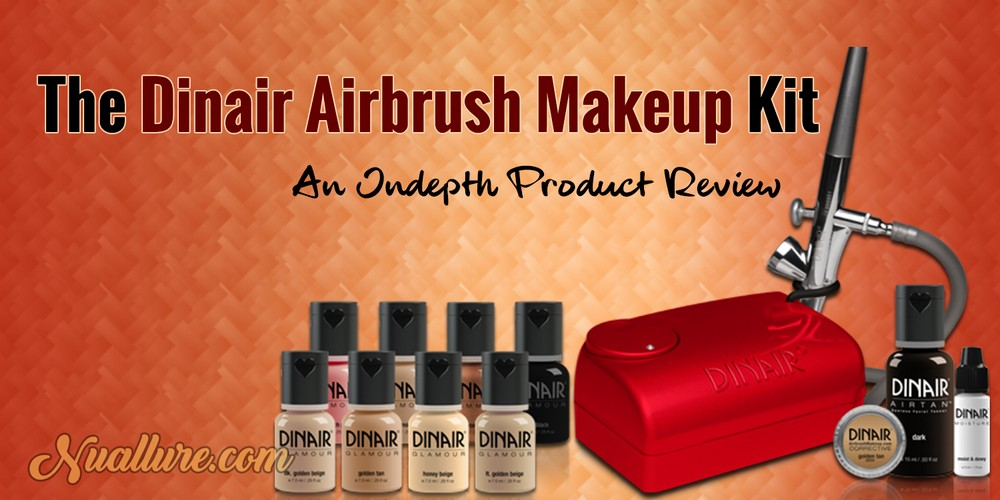 The Dinair Airbrush Makeup Kit An